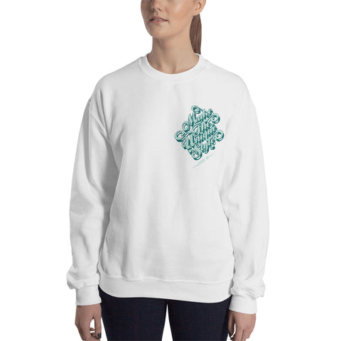 Make The Unique Style Crewneck Sweatshirt