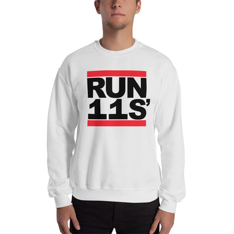 Run 11S' Crewneck Sweatshirt
