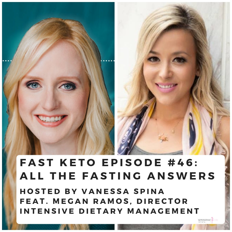 All The Fasting Answers with Megan Ramos
