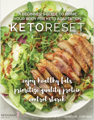 Keto For Beginners Free Ebook Ketogenic Girl