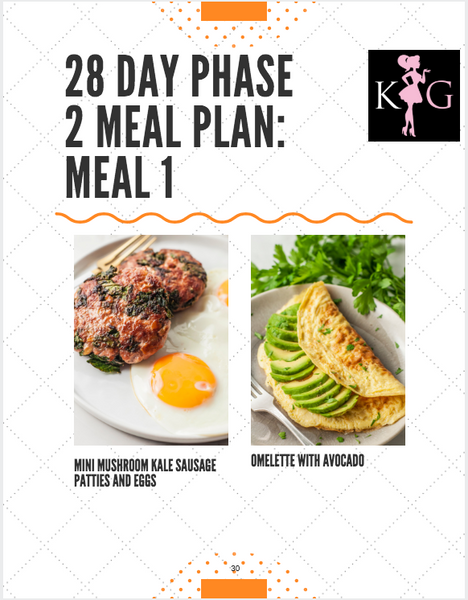 Phase 2 Plans for 28 Day Challenge Members