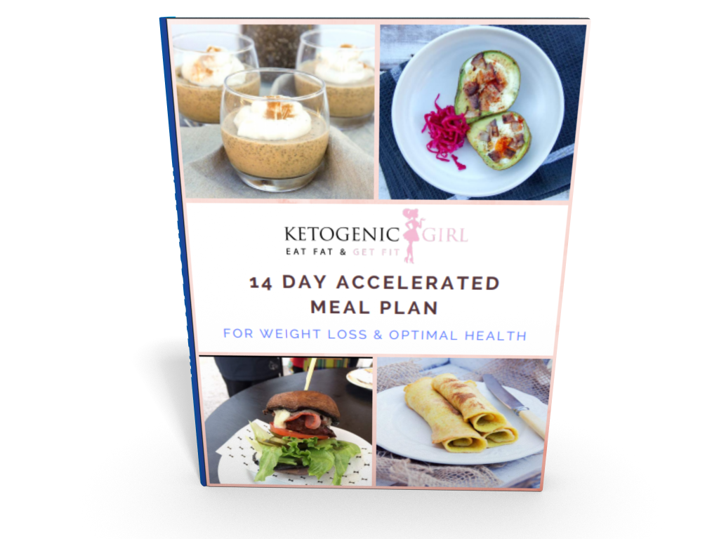 14 Day Accelerated Meal Plan