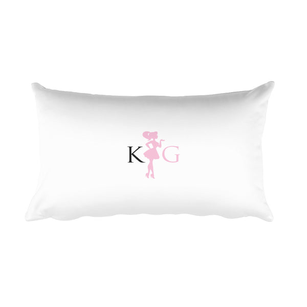 KG Rectangular Pillow