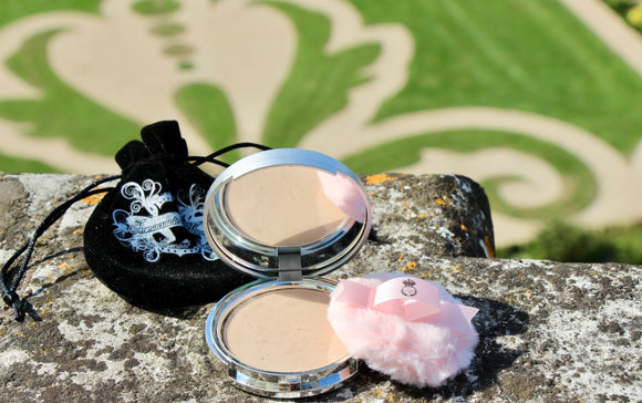 Immaculate Minerals - Clean Luxury, Anti-aging foundation mineral makeup.  non-toxic chemical free makeup that has natural sun protection