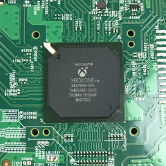 Xbox One S Repair - We Can Fix Most Any Game Console Problem ... Xbox Slim Motherboard Fuse on