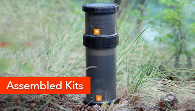 Assembled Kits - Modular Hiking and Survival Kits