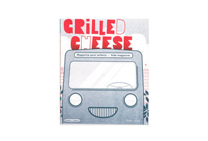 Grilled cheese - issue 8