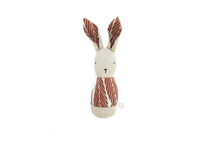 x bookhou lapin-hochet leaves