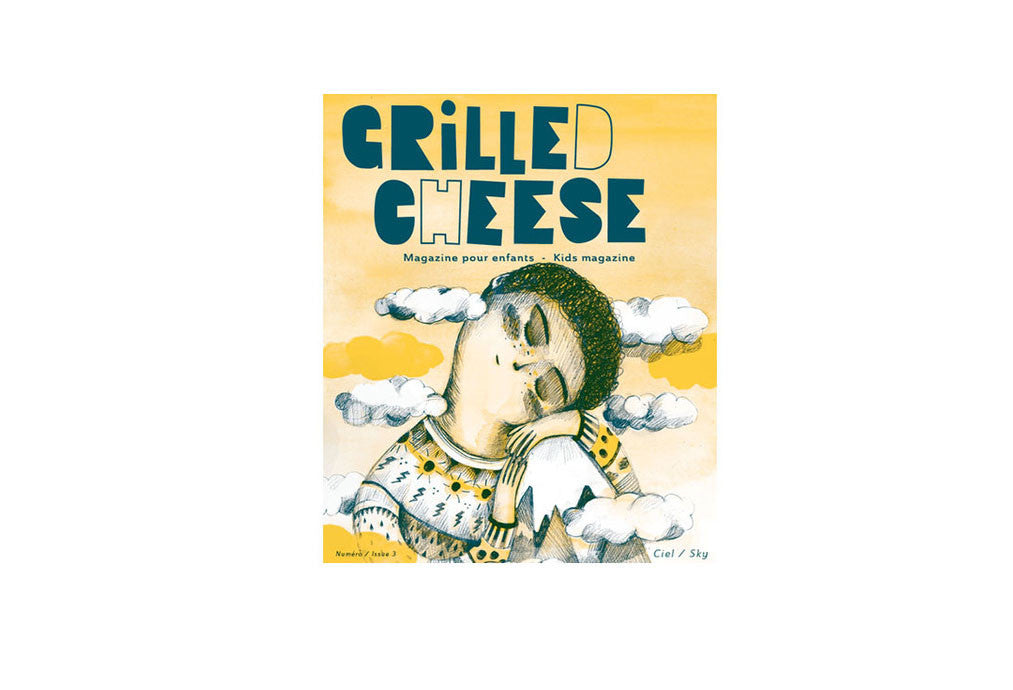 Grilled cheese - issue 3