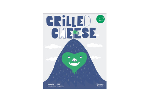 Grilled cheese - issue 10