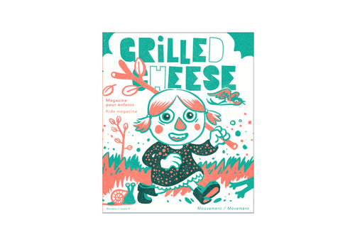 Grilled cheese - issue 9