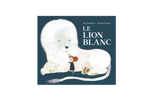 Le lion blanc - Jim Helmore et Richard Jones