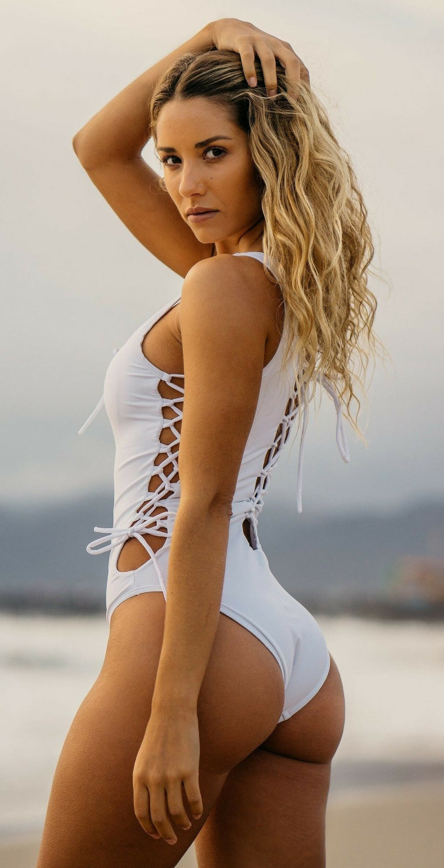 Windsor White One-Piece - Swim Szn