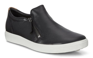 ECCO SOFT 7 ZIP SNEAKER*TWO COLORS