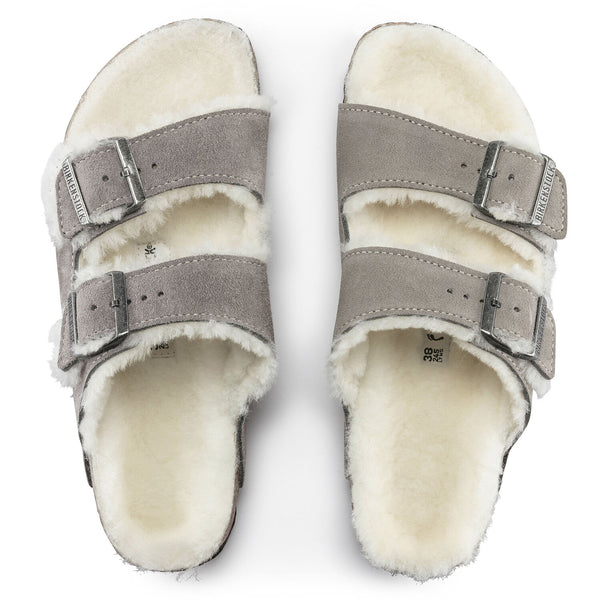 BIRKENSTOCK ARIZONA SHEARLING