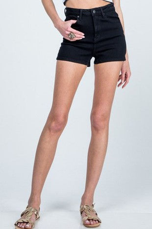 CLOTHING OF AMERICA HIGH WAIST SHORT