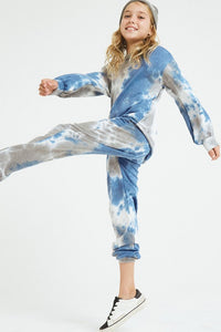 GOOD GIRL TIE DYE JOGGER * two colors