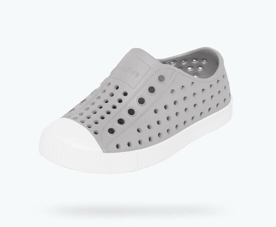 NATIVE 13100100 GREY Kid's JEFFERSON CHILD 4-10 Matte