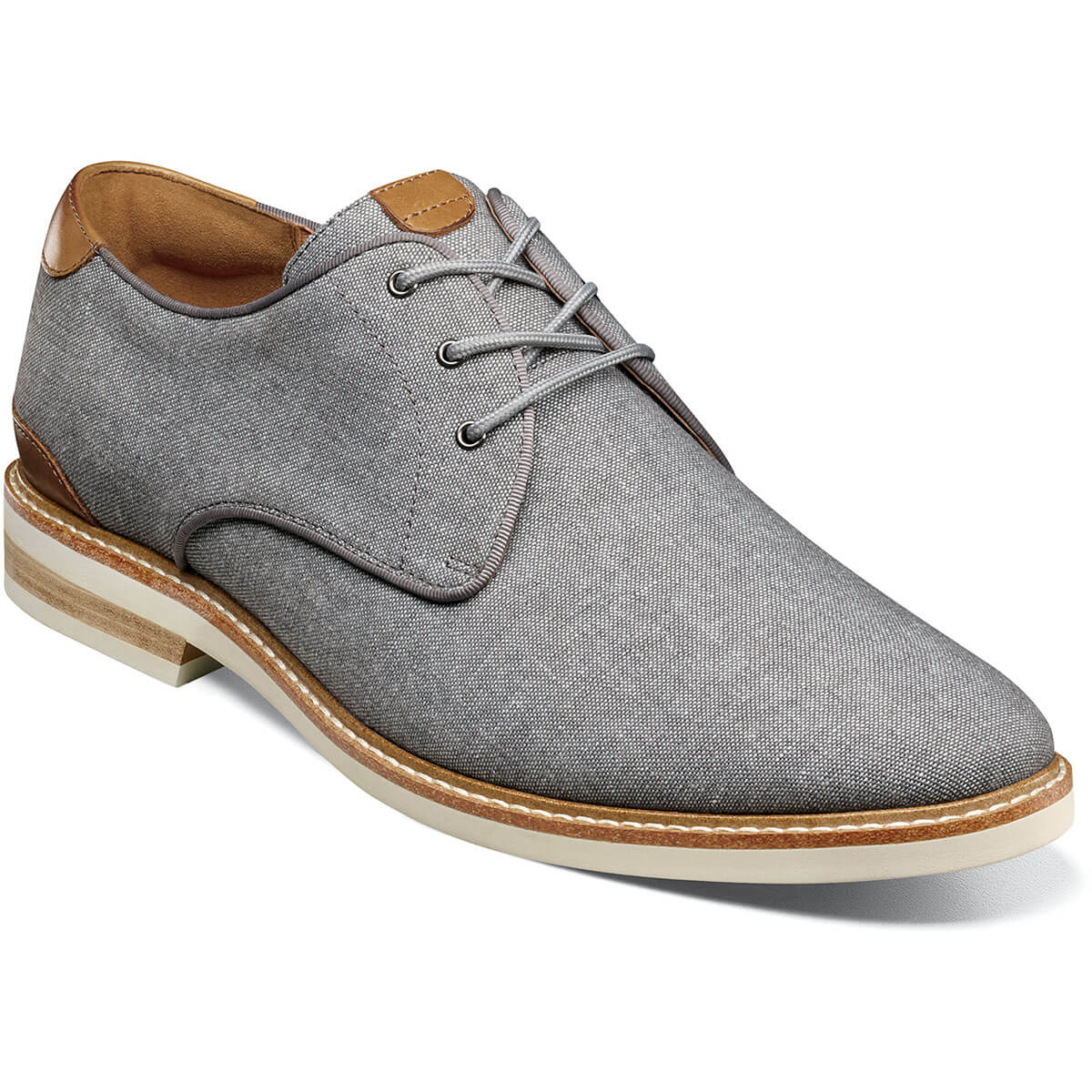 Florsheim Men's  HIGHLAND CANVAS OXFORD