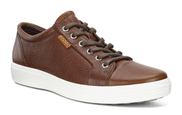 ECCO MEN'S SOFT 7 SNEAKER*FIVE COLORS