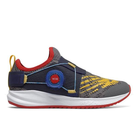 NEW BALANCE BOYS PKRVLLG 12-2