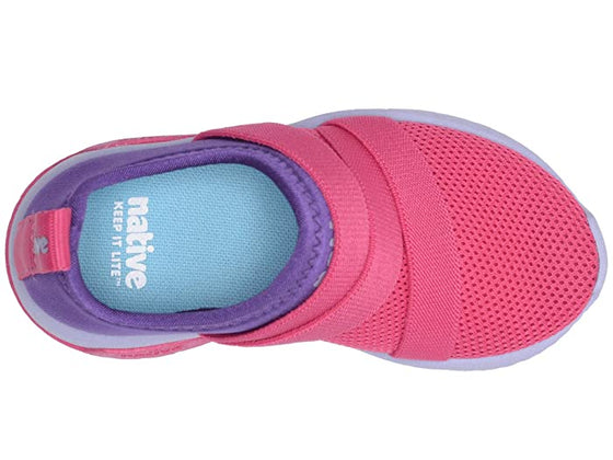 NATIVE 22105400 PNK/PURPLE Girl's PHOENIX JUNIOR 1-3