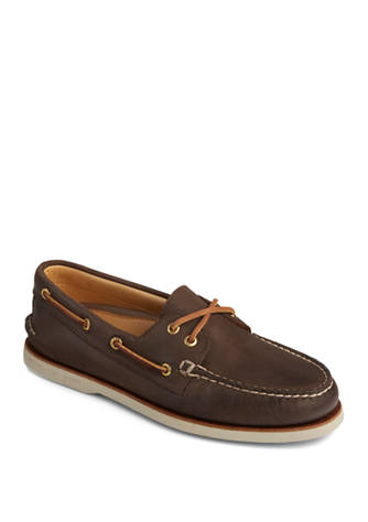 SPERRY MEN'S  GOLD A/O 2 EYE