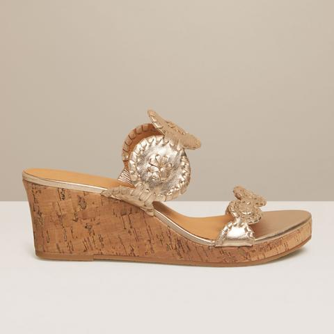JACK ROGERS LAUREN MID WEDGE