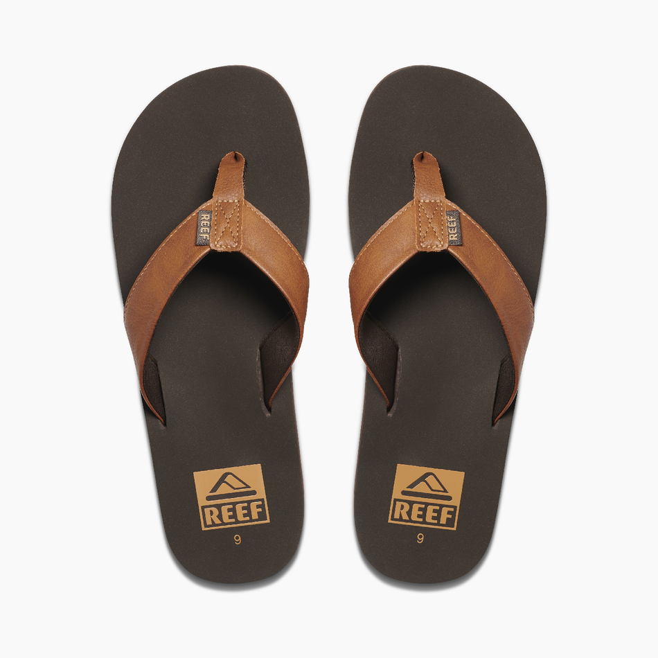 REEF TWINPIN RF02915-BROWN