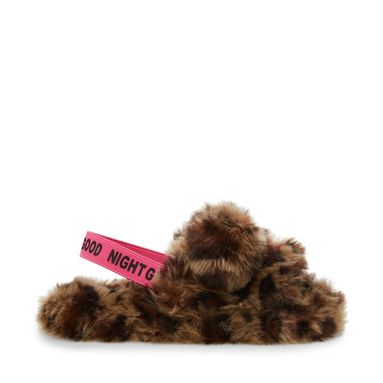 STEVE MADDEN KIDS Girl's JFUZZ SLIPPER