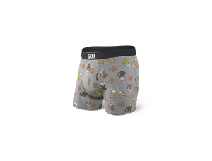 SAXX MEN'S VIBE BOXER BEER