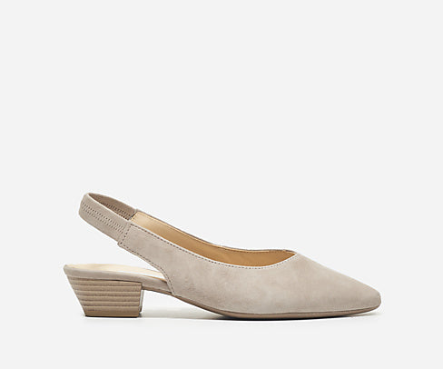 GABOR WOMENS SLING BACK PUMP *THREE COLORS