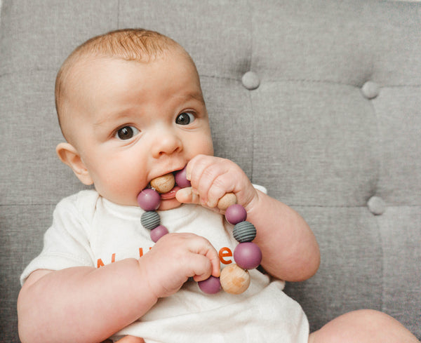 the MEADOW teether // WANDER collection