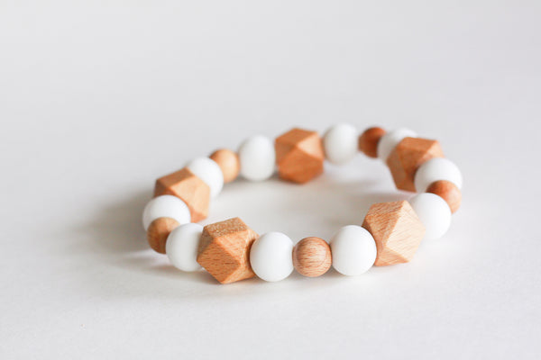 the PRAIRIES teether // WANDER collection