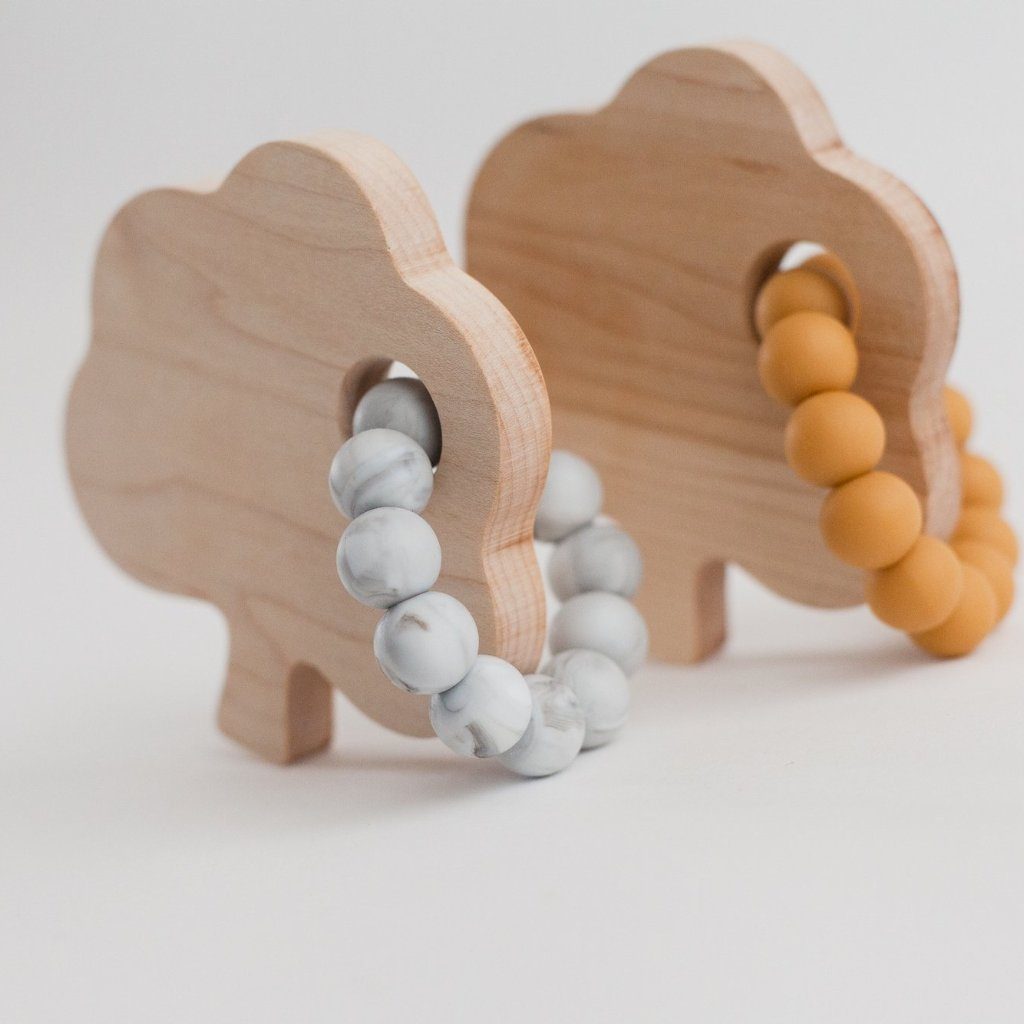 the OAK TREE teether