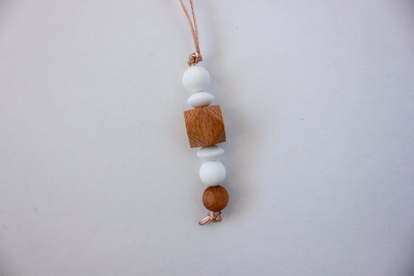 ROOTED teething necklace