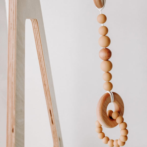 Play Gym teether + toys // SEEDLING