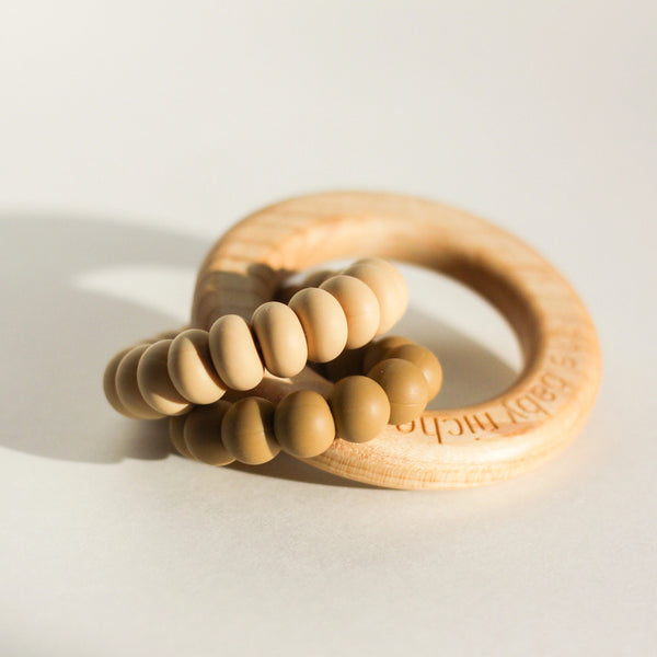 *NEW* LEVI teether + rattle