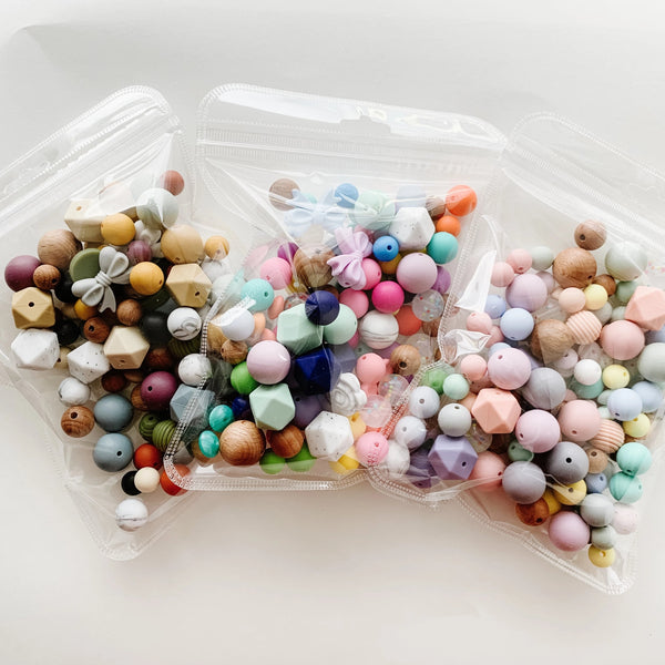 Refill Beads // DIY Necklace kit
