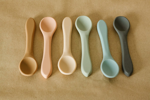 the silicone SPOON
