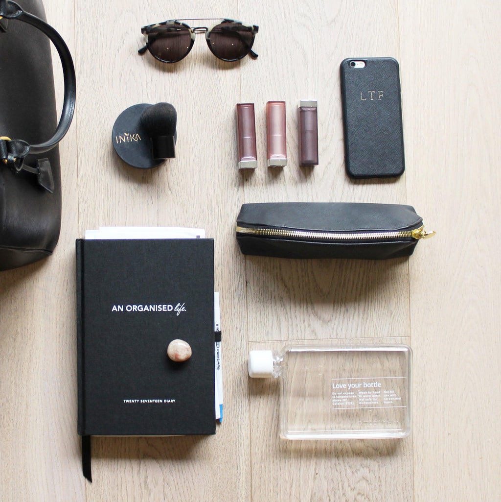 #LifeInBag with ... LAUREN FINKS