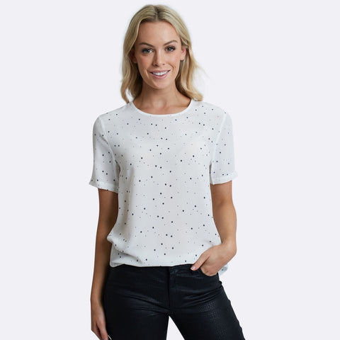 THE FABLE SILK T-SHIRT