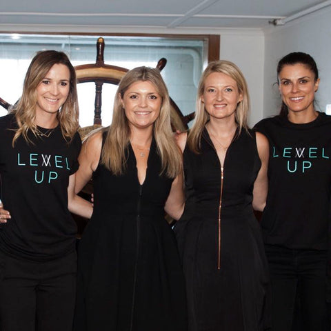 Level Up Conference Team - Miss Collective.