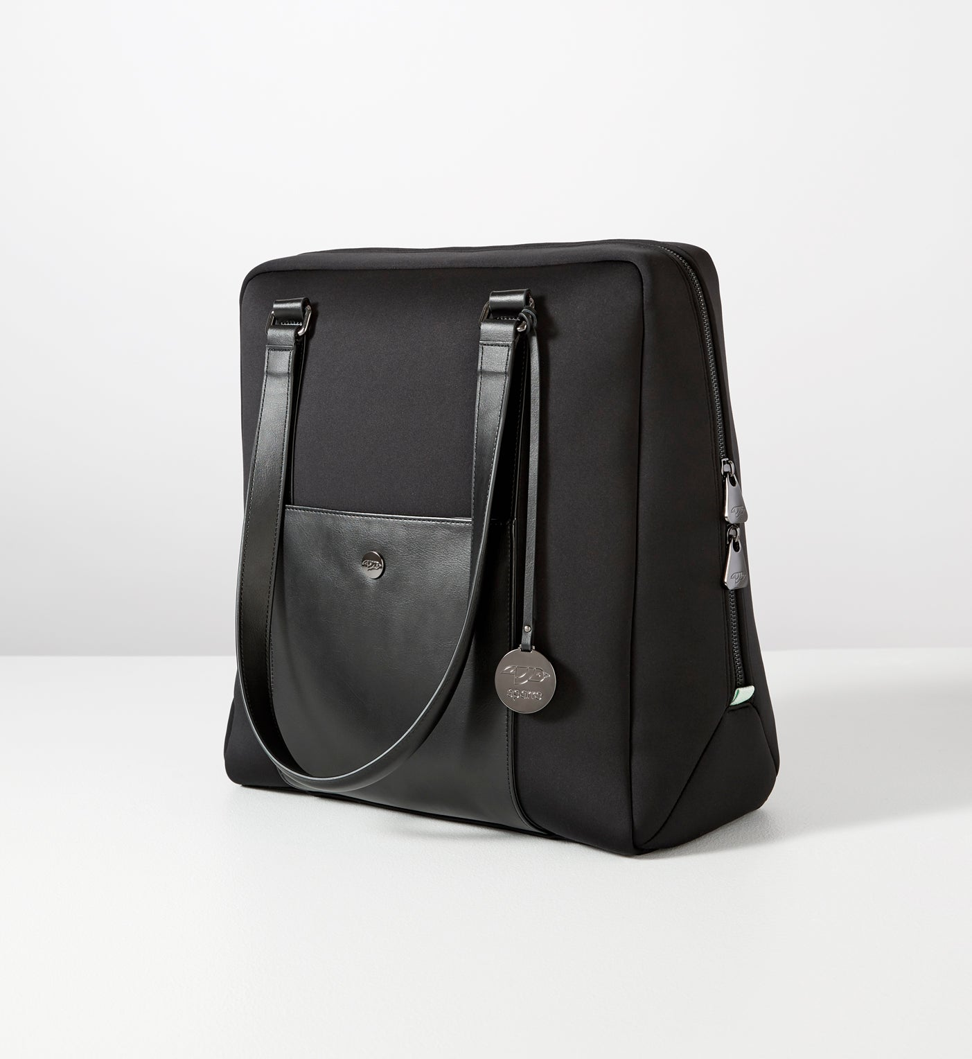 Classic Carry-All Black with Gunmetal
