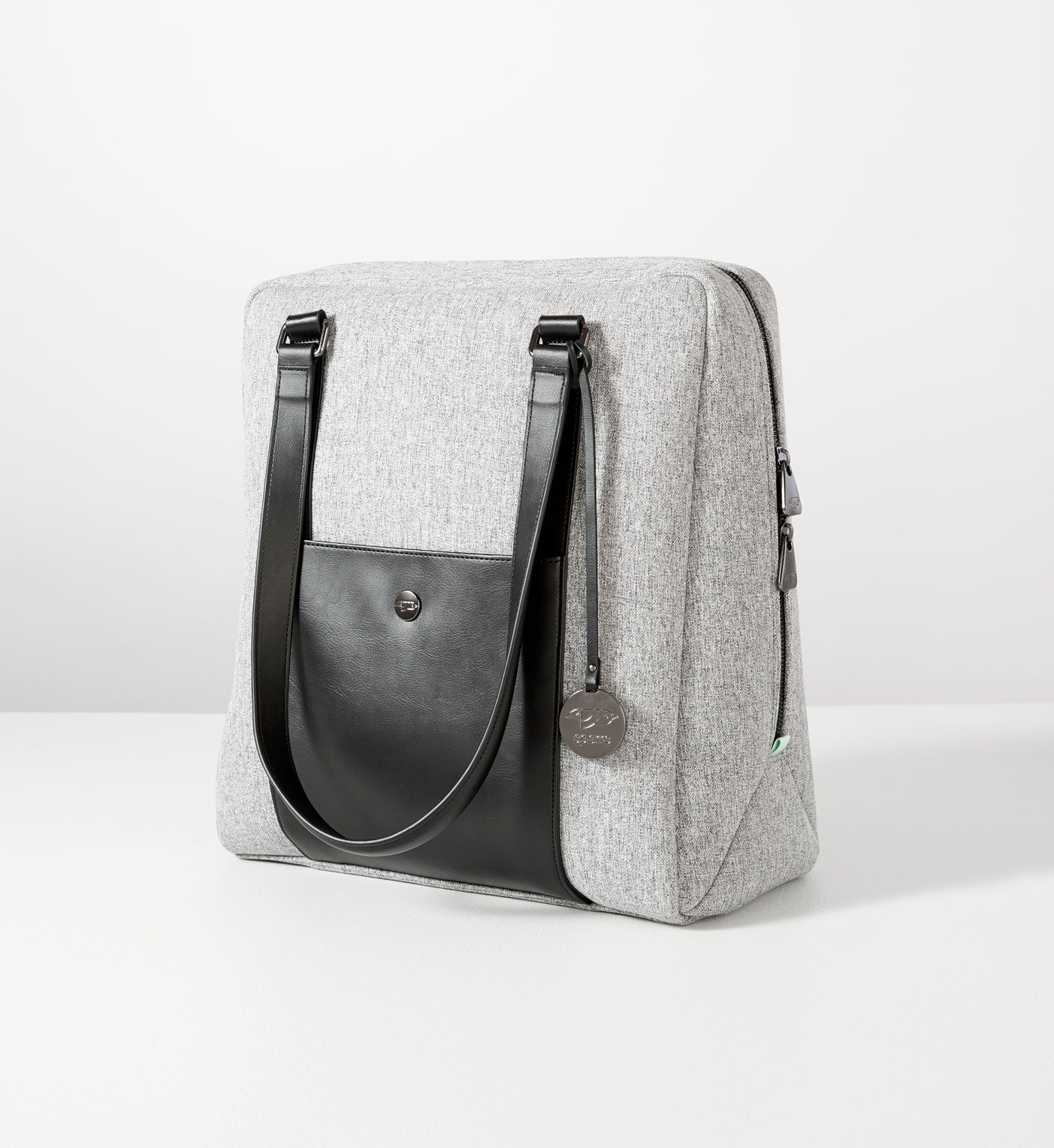 Classic Carry-All Grey with Gunmetal