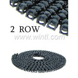 TWO ROW CZ Chain IN 30''-960034