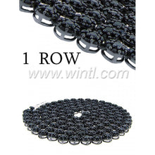 CZ FLOWER CHAIN ONE ROW IN 18''-30'' - 960043