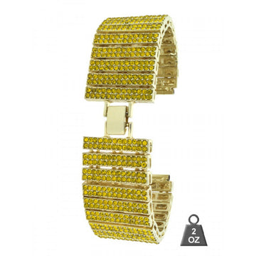 CRYSTAL WATCH BAND