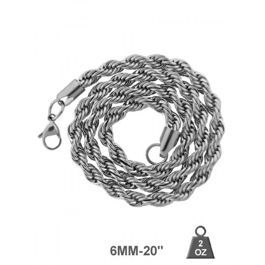 STEEL ROPE CHAIN