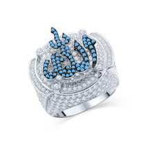 EMINENT TURQUOISE 925 Silver Ring |92115437